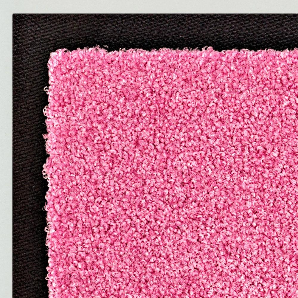 fu matte uni rosa kaufen verschiedene gr en mattenkiste. Black Bedroom Furniture Sets. Home Design Ideas