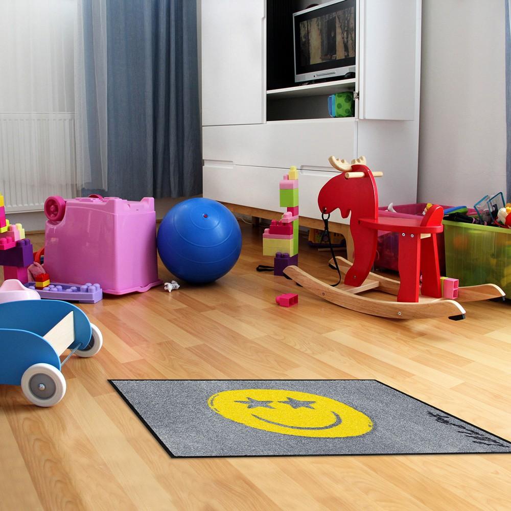 teppich kinderzimmer neonface von salonl we kaufen verschiedene gr en mattenkiste. Black Bedroom Furniture Sets. Home Design Ideas