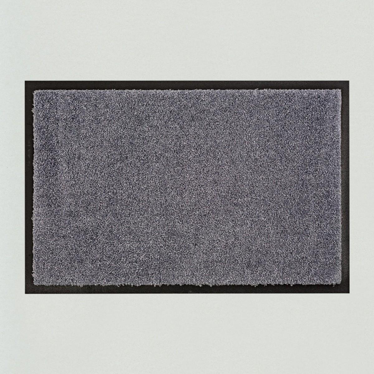 Frisch Fußmatte Uni Dunkelgrau kaufen - verschiedene Größen - Mattenkiste CR89