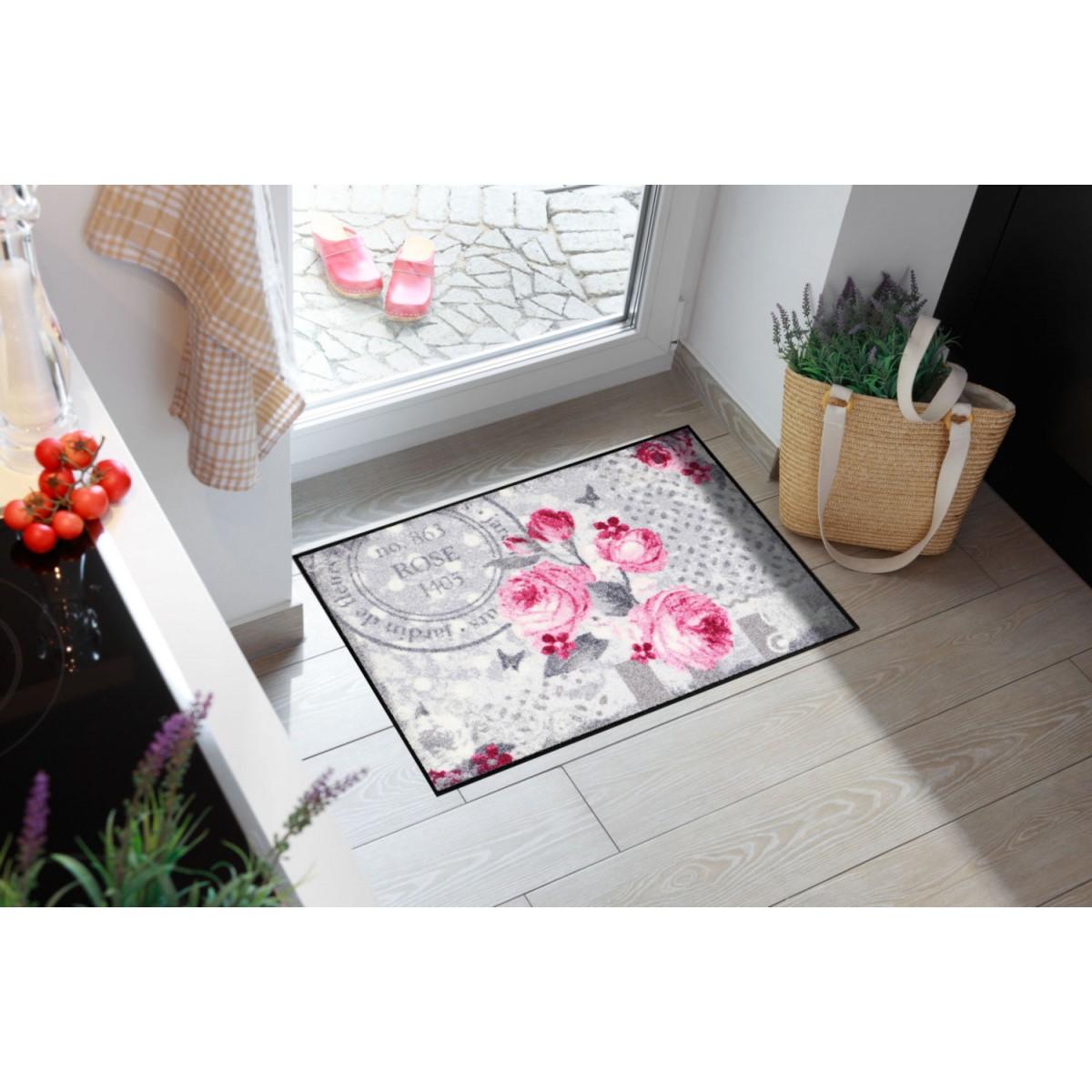 Fußmatte Jardin de fleurs von Salonlöwe kaufen - verschiedene ...
