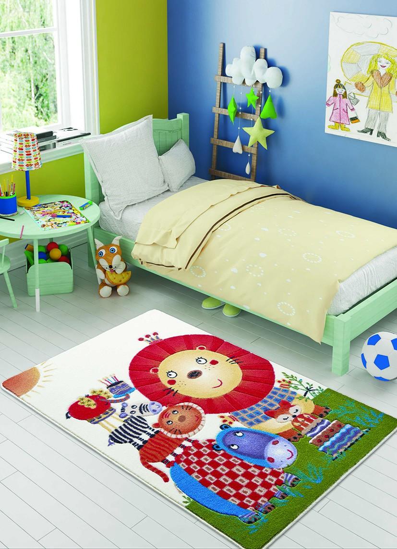 Kinderteppich Confetti Lion King