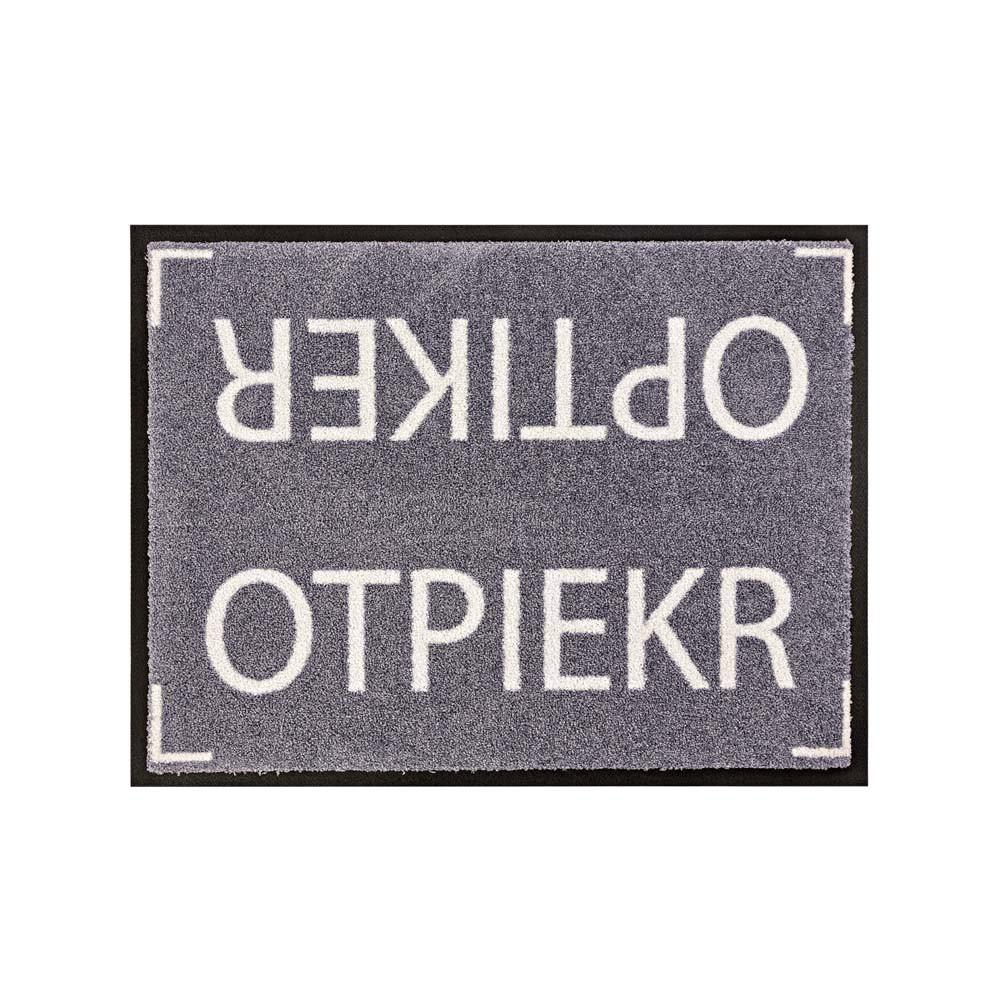 Fußmatte Optiker 4