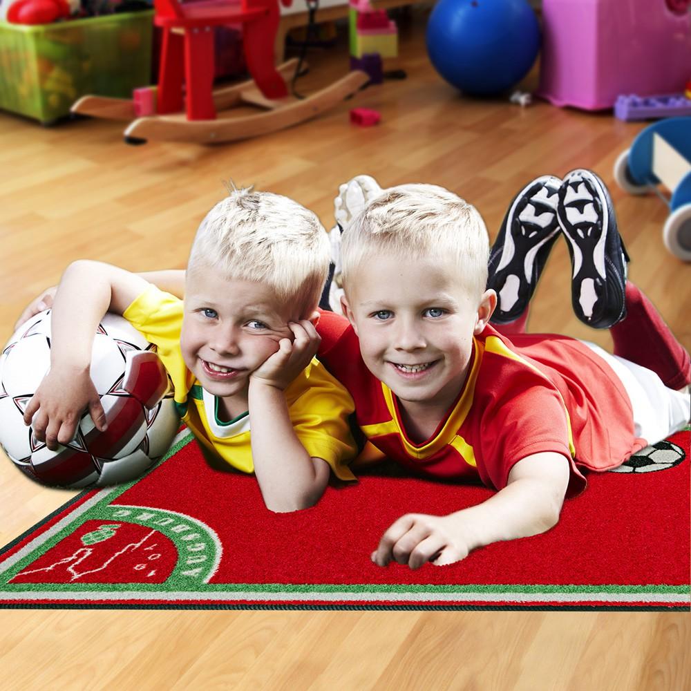 Fußmatte Kinder Fußball Augsburg