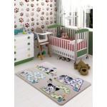 Kinderteppich Babyteppich Confetti Spielteppich