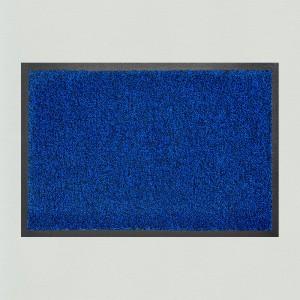 Fußmatte royalblau meliert Gesamtansicht