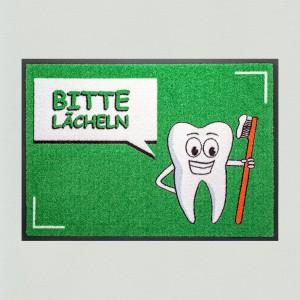 Fußmatte Dentist 3