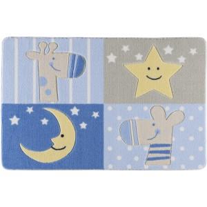 Kinderteppich Babyteppich Confetti Spielteppich Sleepy