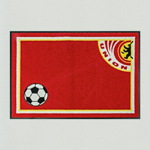 Fußmatte Fußball Berlin waschbar