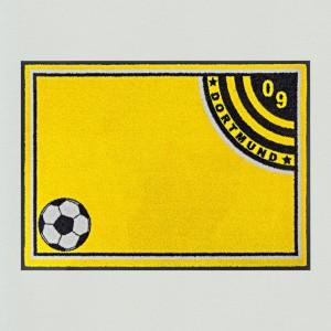 Fußmatte Fußball Dortmund waschbar