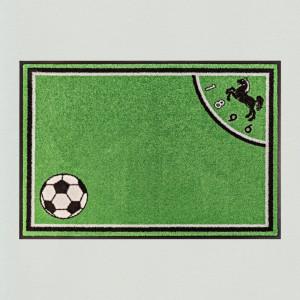 Fußmatte Fußball Hannover waschbar