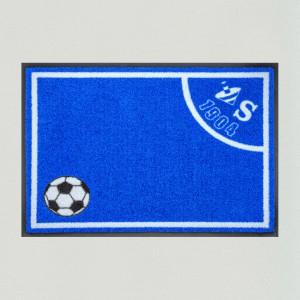 Fußmatte Fußball Gelsenkirchen waschbar