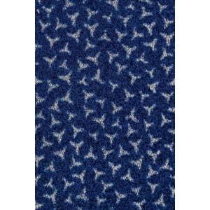 Schmutzfangmatte Fußmatte Marineblau