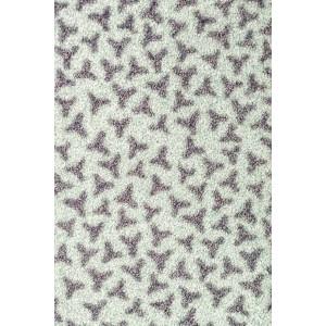 Schmutzfangmatte Fußmatte Minze Leopard waschbar
