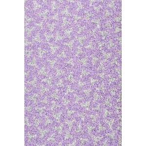 Schmutzfangmatte Fußmatte flieder waschbar