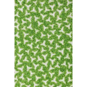 Fußmatte Schmutzfangmatte gruen waschbar