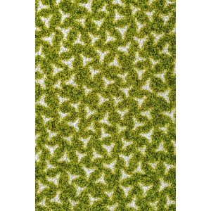 Schmutzfangmatte Fußmatte moosgrün waschbar
