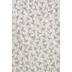 Fußmatte Schmutzfangmatte silbergrau waschbar