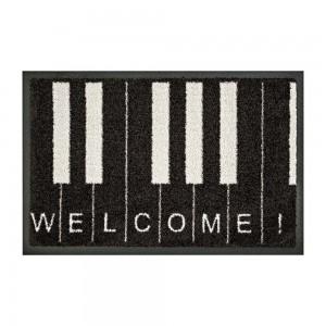 Fußmatte Piano 2
