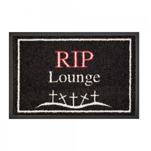 Fußmatte RIP Lounge