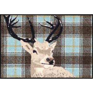 Schmutzfangmatte Salonlöwe Cottage Deer waschbar