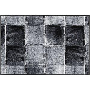 wash+dry Fußmatte Carella waschbar Detailansicht