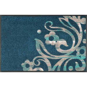 wash+dry Fußmatte Otilia waschbar Detailansicht