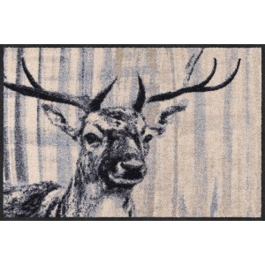 salonlöwe-schmutzfangmatte-wohnung-eingangsbereich-natural-deer-nature-chic-waschbar-50x75