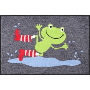 fußmatte-eingangsbereich-jumping-frog-salonloewe