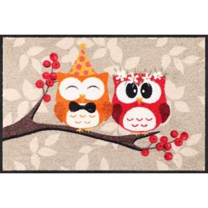 Fußmatte-eingangsbereich-tiermotiv-love-owls-salonlöwe