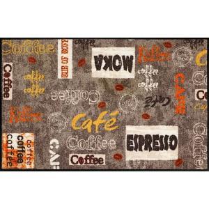 Schmutzfangmatte Coffee Dream waschbar Salonlöwe