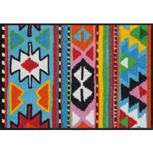 Schmutzfangmatte Inka waschbar Salonlöwe