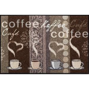Schmutzfangmatte Kaffeehaus waschbar Salonlöwe