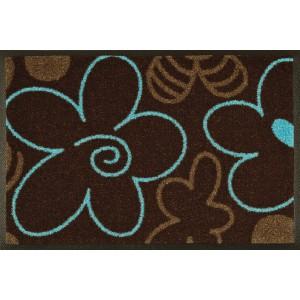 Fußmatte wash+dry Amazonie Valentine waschbar Detailansicht