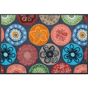 Fußmatte wash+dry Coralis waschbar Detailansicht