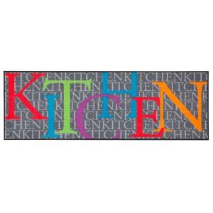 Küchenmatte Kitchennews waschbar