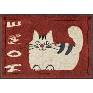 Fußmatte wash+dry Catty Home waschbar Detailansicht