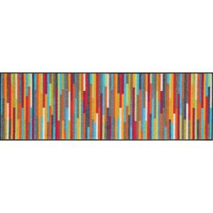 Küchenläufer Schmutzfangmatte Mikado Stripes wash+dry waschbar Ansicht