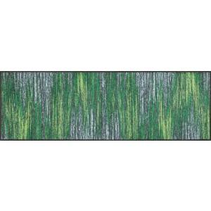 Küchenläufer Schmutzfangmatte Scratchy Green wash+dry waschbar Ansicht
