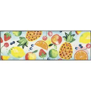 Küchenläufer Schmutzfangmatte Tutti Frutti wash+dry waschbar Ansicht