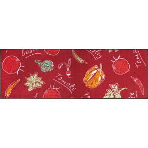 Küchenläufer Schmutzfangmatte Veggie Deluxe wash+dry waschbar Ansicht