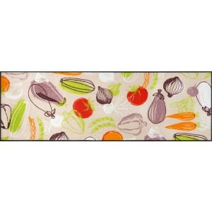 Küchenläufer Schmutzfangmatte Verdura wash+dry waschbar Ansicht