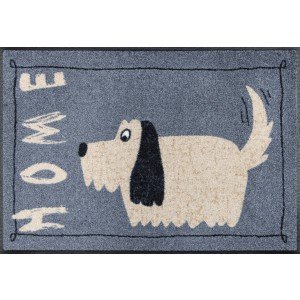 Fußmatte wash+dry Doggy Home waschbar Detailansicht