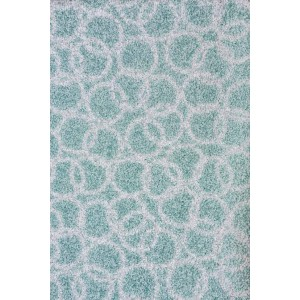 Fußmatte Schmutzfangmatte minze waschbar