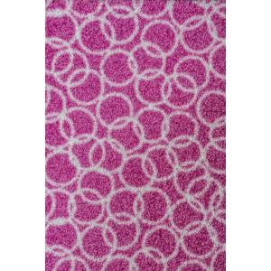 Schmutzfangmatte Fußmatte violett waschbar