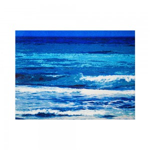 Sun & Fun Teppich Ozean Premium