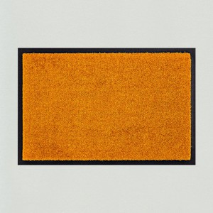 Fußmatte Uni Gold